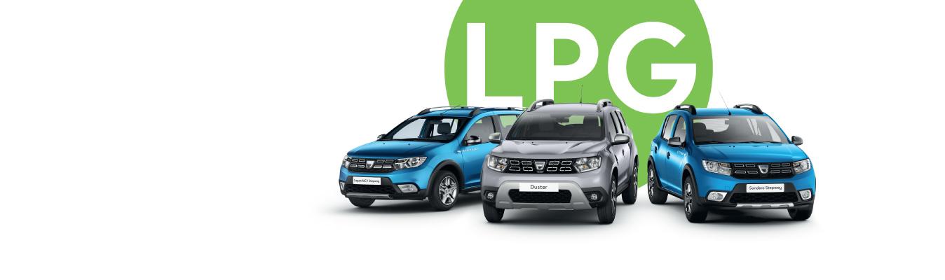 Dacia LOGAN, DUSTER ja SANDERO